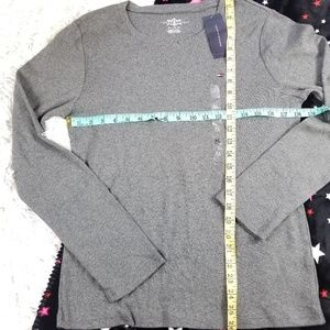 Tommy hilfiger women shirt long sleeves size XL